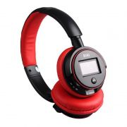 Fone Headphones Radio Fm Stereo Bluetooth XZ380