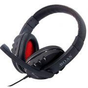 Headset USB com Microfone e Controle Multimídia PC Ps3 Digital Estéreo