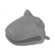 Kit 2 Luvas Térmica de Silicone Pegador com Formato de Jacaré Para Fogão Forno Panelas Travessas