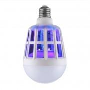 Lâmpada LED Mata Mosquito 2 em 1