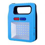 Lâmpada Luminária Lanterna Painel Solar Luz LED Emergência USB Pesca Pescaria Camping