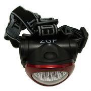 Lanterna de cabeça 10 LEDS