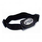 Lanterna para Cabeça com 5 LEDs
