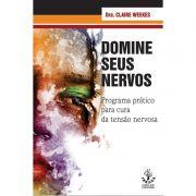 Livro Domine Seus Nervos - Dra. Claire Weekes