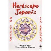 Livro Horóscopo Japonês - Minami Keizi e Onmyoji Seto Shamon