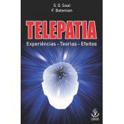 Livro Telepatia - Experiências, Teorias, Efeitos
