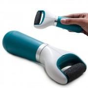 Lixa Elétrica Esfoliador Pés Calosidades Pedicure Portátil