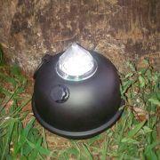 Luminária Lampião LED para Jardim