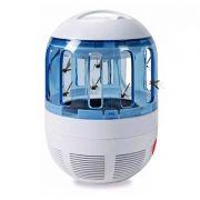 Luminária Mata Mosquito Pernilongo Moscas LED Luz UV Repelente Dengue Zika