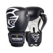 Luva de Boxe Muay Thai Pretorian Treinamento Tamanho 10 OZ