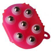 Luva Massageadora com Esferas Anti Celulite