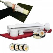 Máquina de Fazer Sushi Rolo Comida Japonesa Oriental Sushezi Hot Philadelphia