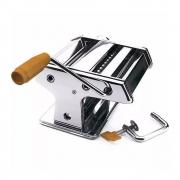 Máquina De Massa Caseira Aço Inox Lasanha Espaguete Talharim
