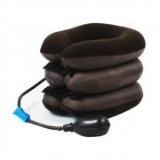 Massageador Inflável Pneumático Relaxamento Tração Cervical Pescoço Tamanho Universal