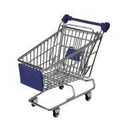 Miniatura Carrinho Supermercado