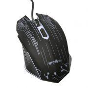 Mouse Gamer Weibo WB-1670 LED PC Notebook 3200 DPI