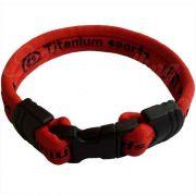 Pulseira Bracelete Anti Stress Titaniun Sports