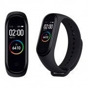 Pulseira Bracelete Smartband M4 Monitor Cardíaco Relógio Inteligente Smartwatch