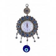 Relógio Analógico de Parede Olho Grego