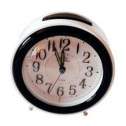 Relógio Despertador com Sensor de Voz