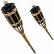 Tocha Bambu para Iluminação