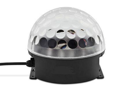 Meia Bola de LED Luminoso - Frete Grátis  - Thata Esportes