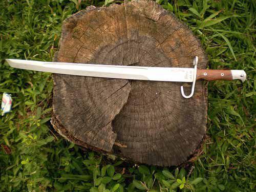 Facão Espada Baioneta   AK 47  - Thata Esportes