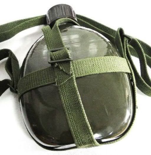 Cantil Militar Metálico - Frete Grátis  - Thata Esportes
