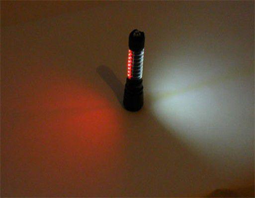Lanterna Tática Recarregavel Zoom e Sinalizador - Frete Grátis  - Thata Esportes