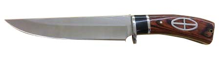 Faca de Caça - Modelo Luxo G02 - Frete Grátis  - Thata Esportes