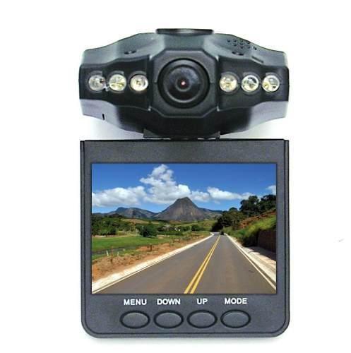 Câmera Filmadora Veículos Espia Infravermelho - Frete Grátis