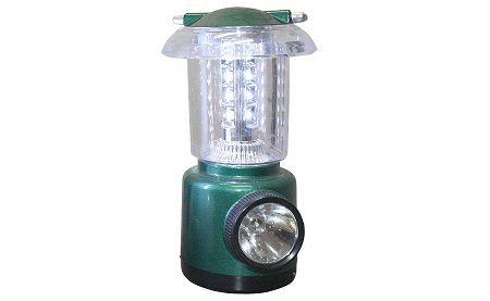Lampião Lanterna de LED Recarregável - Frete Grátis  - Thata Esportes