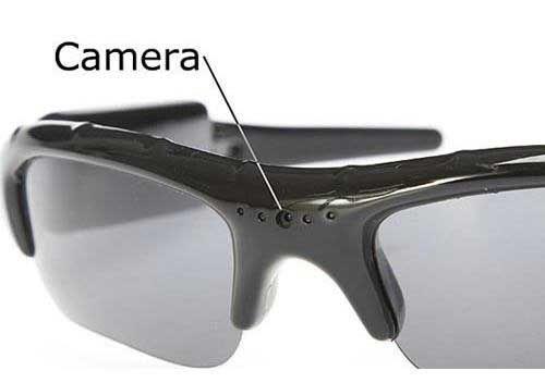 Oculos Espiao Grava e Filma - Frete Grátis  - Thata Esportes