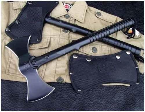 Machadinho Machado Tático Tomahawk Dual Blade - Frete Grátis  - Thata Esportes