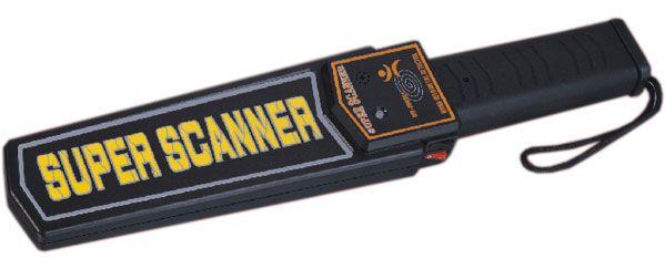 Detector de Metais Segurança - Frete Grátis  - Thata Esportes