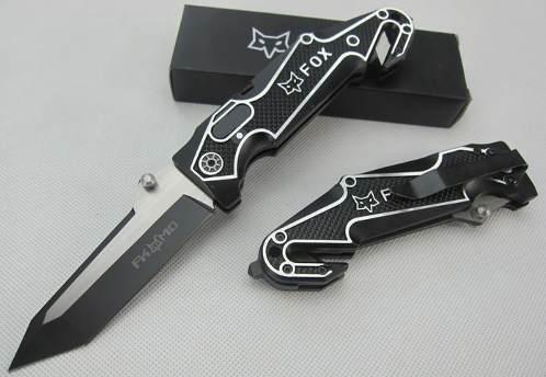Canivete Comando Fox Militar - Frete Grátis  - Thata Esportes