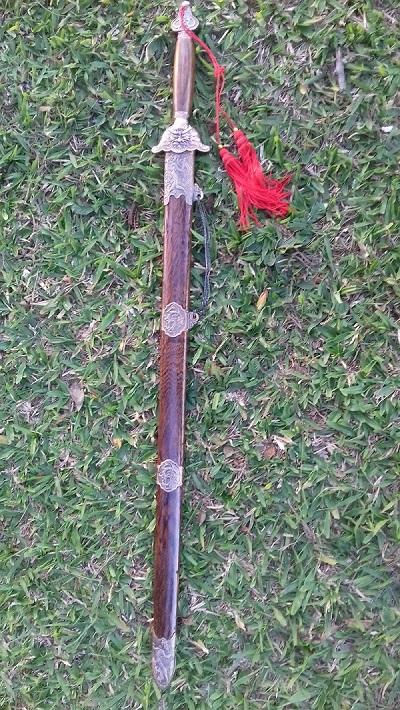Espada Chinesa Kung Fu Tai Chi  - Thata Esportes