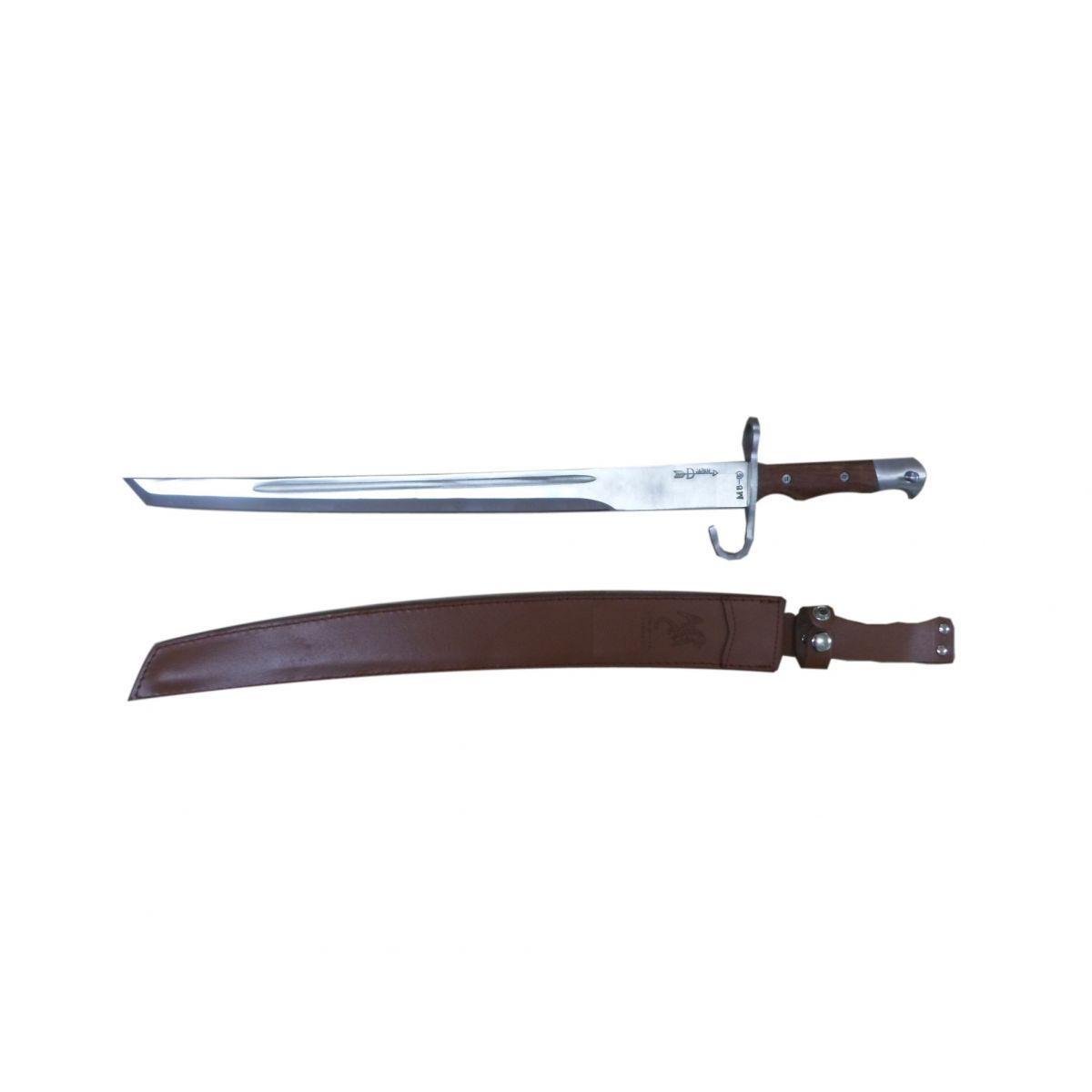 Facão Espada Baioneta M8   - Thata Esportes