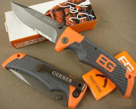 Canivete Bear Grylls - Frete Grátis  - Thata Esportes