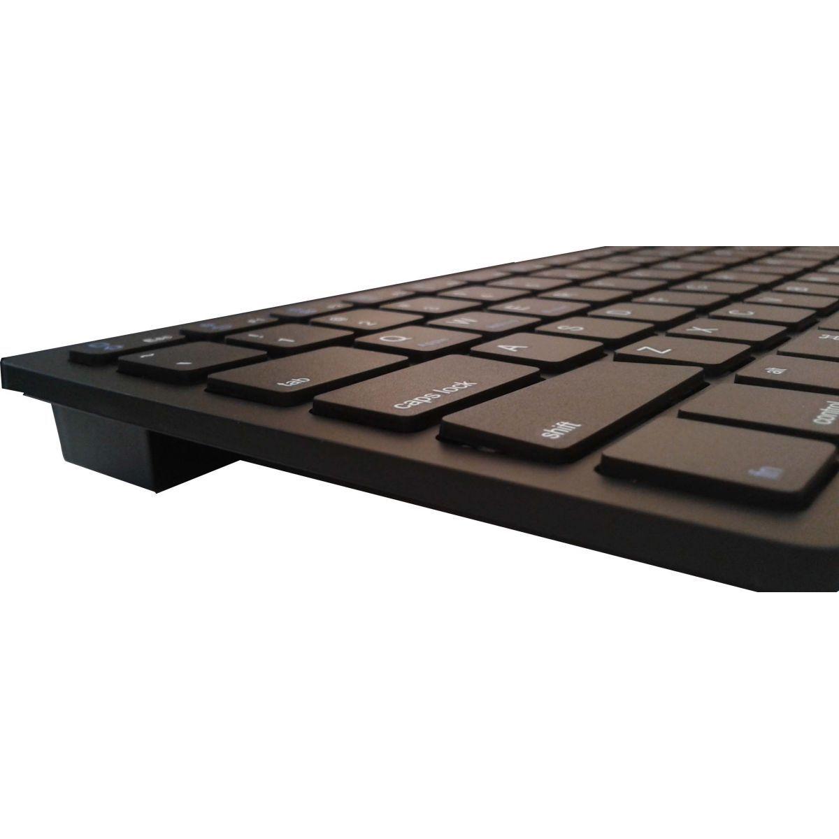 Bluetooth Wireless Keyboard Multimedia (Teclado via Bluetooth para IOS/Android/Windows)   - Thata Esportes