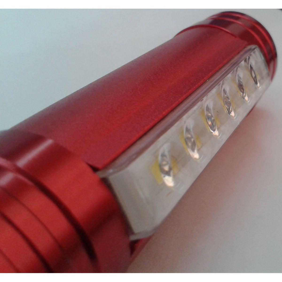 Lanterna de Led de Cabeça e Carregador de Celular - Frete Grátis  - Thata Esportes