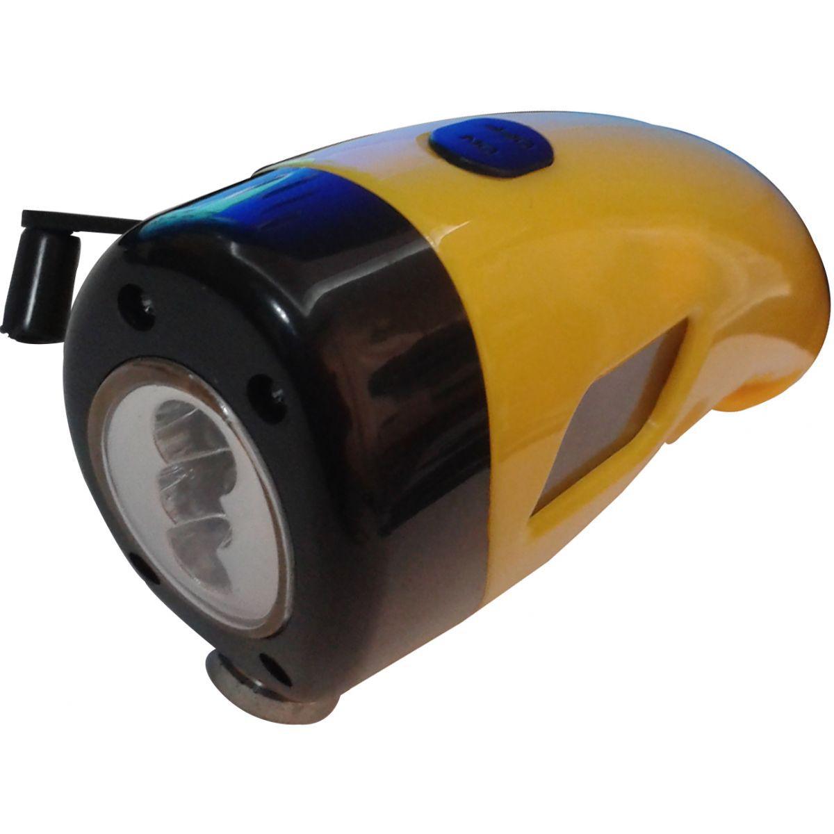 Lanterna Solar Dinâmico - Frete Grátis  - Thata Esportes