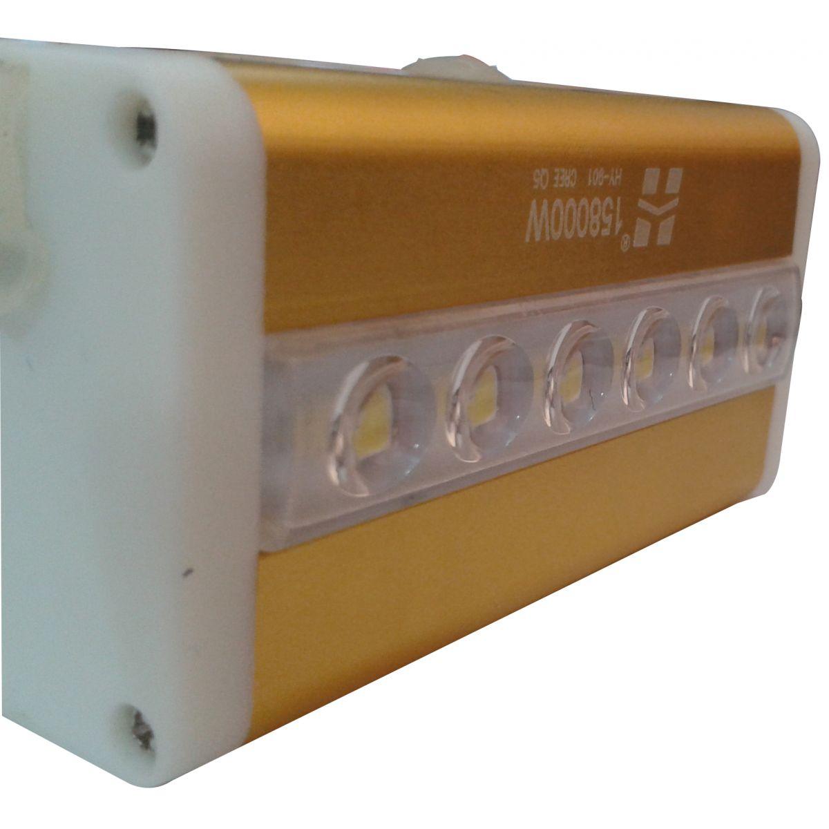 Lanterna de Cabeça Multi Funcional - Frete Grátis  - Thata Esportes