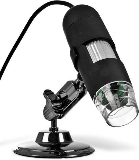 Microscópio Eletrônico Digital USB 800x  - Frete Grátis  - Thata Esportes