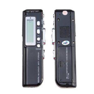 Mini Gravador Espião de Voz e Telefone - Frete Grátis  - Thata Esportes
