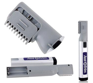 Máquina de cortar cabelo e aparador Just a Trim   - Thata Esportes