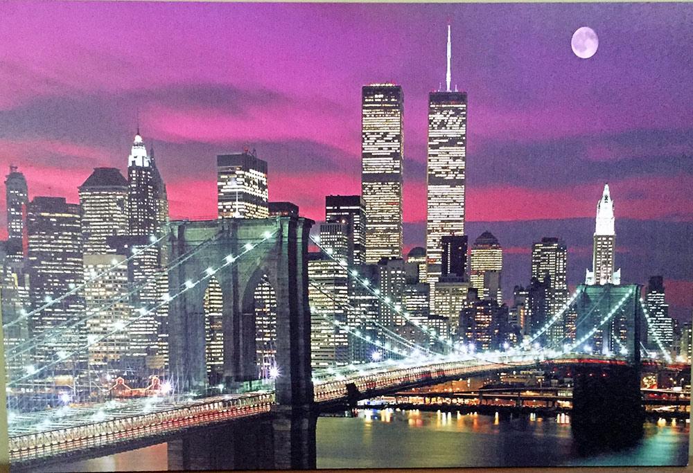 Quadro Painel Luminoso LED Grande - Frete Grátis  - Thata Esportes