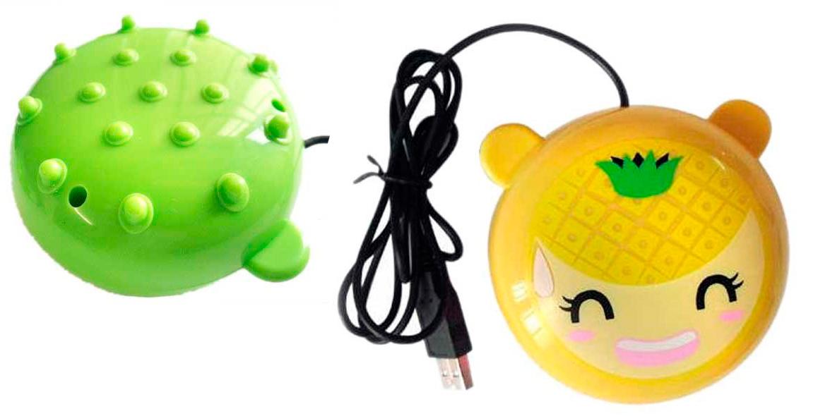 Massageador de mão USB  - Thata Esportes