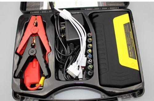 Auxiliar de Partida de Emergência Bateria Carro, Moto e Barco  - Mundo Thata