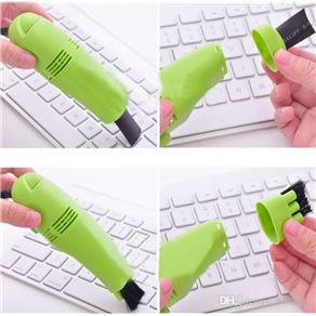Mini Aspirador de Pó USB para Limpeza de Teclado   - Thata Esportes